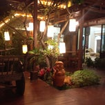 Photo taken at Poonpetch Hotel Chiangmai by Homhuangirl on 11/29/2013