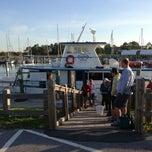 Photo taken at Port Saint Joe Marina by Dan W. on 4/2/2013