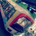 Photo taken at 上野動物園モノレール 東園駅 by mamy on 10/1/2012