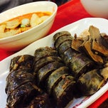 Photo taken at 죠스떡볶이 (Jaws Food) by Nawaporn M. on 3/4/2015