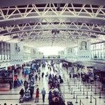 Photo taken at Aeropuerto Internacional de Ezeiza - Ministro Pistarini (EZE) by Omid S. on 7/24/2013