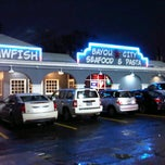Photo taken at Bayou City Seafood & Pasta by Michael G. on 2/5/2013