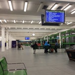 Photo taken at Broadmarsh Bus Station by Illy I. on 10/4/2013