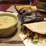 Photo taken at Panera Bread by Mike F. on 12/22/2012