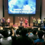 Photo taken at GBI Aruna by Novri Nainggolan N. on 5/29/2013