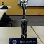 Photo taken at ToastMasters International @ Plug and Play by Ardail S. on 3/5/2014
