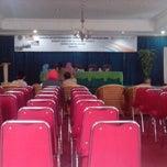 Photo taken at Hotel Swarna Dwipa by Rakhmat H. on 6/25/2013