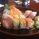 Photo taken at Cafe Doma Sushi by Layne K. on 2/8/2013