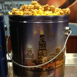 Photo taken at Garrett Popcorn Shops by Taylor F. on 12/22/2012