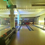 Photo taken at Danforth Bowl by Patrick W. on 9/12/2013