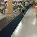 Photo taken at Brentwood Public Library by Gustavo S. on 8/5/2013