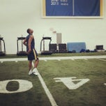 Photo taken at Caperton Indoor Practice Facility by ESPN on 3/14/2013