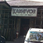 "Photo taken at Karnivor ""Let's Meet Our Meat!"" by Dani G. on 6/23/2013"
