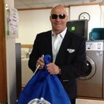 Photo taken at Bubbles Laundromat by Joe T. on 5/6/2013