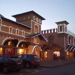 Photo taken at Fidenza Village- Chic Outlet Shopping by Deborah A. on 11/21/2012
