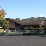 Photo taken at Brady Bunch House by Matt H. on 5/1/2013