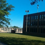 Photo taken at Thomas Holme School by Tom M. on 6/4/2013