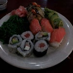 Photo taken at Hibachi Grill by John Z. on 10/13/2012