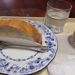 Photo taken at ドトールコーヒーショップ 湯島春日通り店 by toma on 9/28/2014