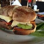 Photo taken at Bambu Resto Bar by Globetrottergirls D. on 4/3/2013