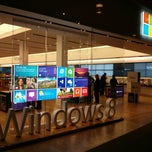 Photo taken at Microsoft Store Park Meadows Mall by Phillip S. on 2/10/2013