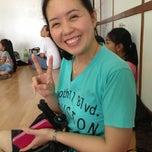 Photo taken at Khlong Kum Youth Center by Angkhana S. on 7/14/2013