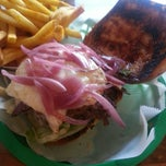 Photo taken at Paradise Valley Burger Co. by Marilyn M V. on 3/19/2013
