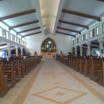 Photo taken at St. Catherine of Alexandria Church of Gerona by Raymond U. on 3/28/2013