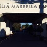 Photo taken at Meliá Marbella Banús by Nacho M. on 12/5/2014
