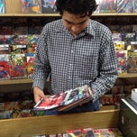 Photo taken at Comicastle by Nelly C. on 10/18/2013