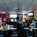 Photo taken at Grazies Italian Restaurant & Sports Bar by Caren S. on 7/27/2014