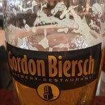 Photo taken at Gordon Biersch by Thomas H. on 4/26/2013