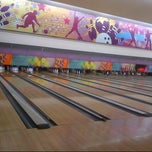 Photo taken at Spincity Bowling Alley by Nancy L. on 5/2/2013