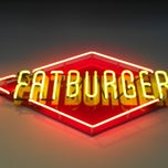 Photo taken at Fatburger by JJ W. on 4/24/2013