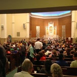 Photo taken at Christ Lutheran Church - State Capitol by Jake L. on 5/8/2013