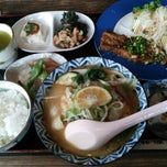 Photo taken at 信濃屋 by wakochan on 11/20/2014
