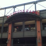 Photo taken at AutoZone Park by out of bounds on 12/30/2012