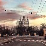 Photo taken at Остановка «Тульская улица» by 💋Veronichka💋 on 11/12/2013