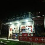 Photo taken at Bahçe mini market by Yasin Ö. on 11/16/2013