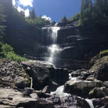 Photo taken at Bear Creek Trail by Telluride B. on 8/17/2014