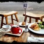 Photo taken at M Cafe by Aquigenus on 12/19/2012