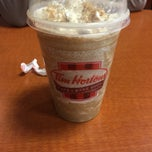 Photo taken at Tim Hortons by Eric 📱 M. on 3/1/2015