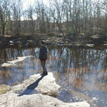 Photo taken at Green Hill Park by Theo C. on 4/6/2013