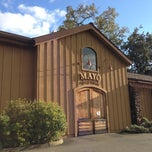 Photo taken at Mayo Family Winery by Sung P. on 12/6/2012