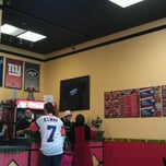 Photo taken at Wing zone by Dennis D. on 2/3/2013