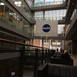 Photo taken at MaRS Discovery District by Hubert on 3/23/2015