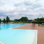 Photo taken at Piscina dei Renai by Angelo S. on 6/29/2013