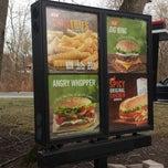 Photo taken at Burger King by Matt N. on 3/14/2014