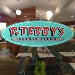 Photo taken at P. Terry's by Omar N. on 10/11/2012
