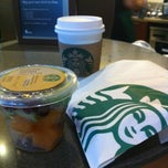 Photo taken at Starbucks by Karin B. on 1/29/2013